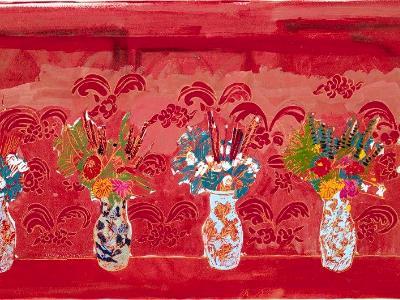Vases with Brancusi