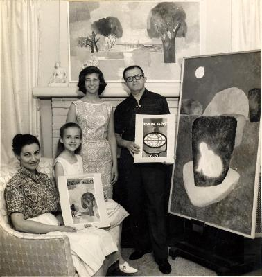 Family Portrait, ca 1960